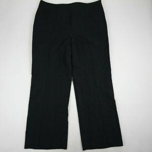 LOFT Ann Taylor Women's Dress Pant Size 14P Black